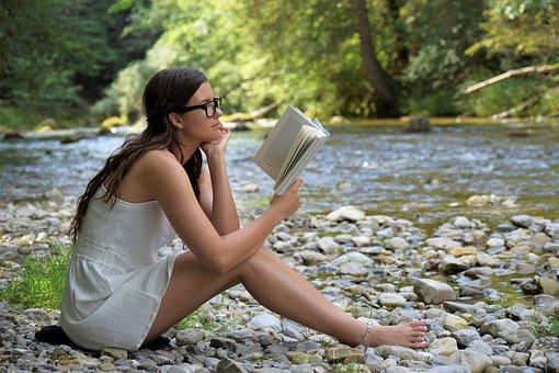 releyendo una novela